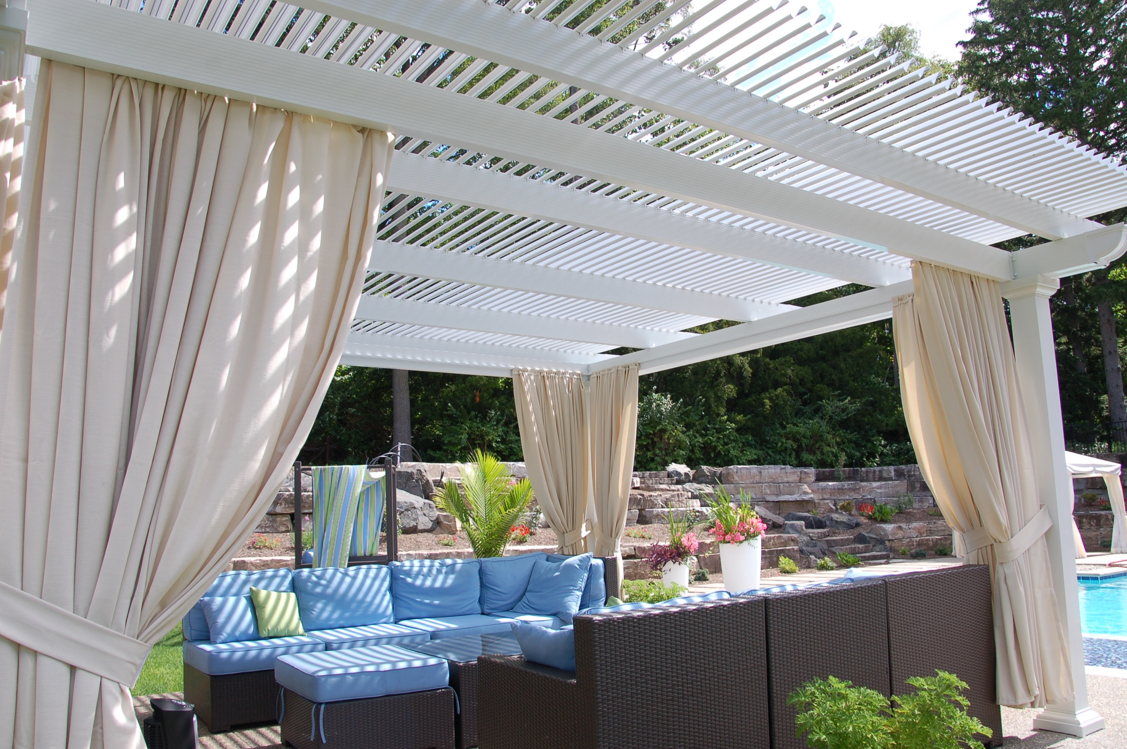 Gallery Pergolas And Patio Covers