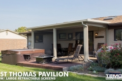 St Thomas Pavilion