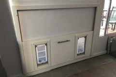 door-flap