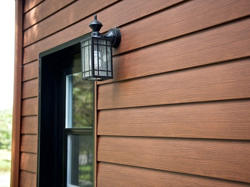 Trucedar Steel Siding