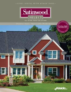 Satinwood Select Front Page